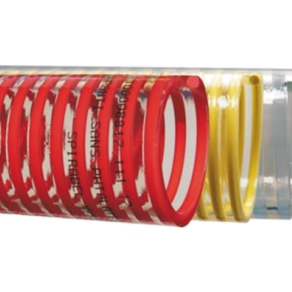 Spiral Suction & Delivery Hose