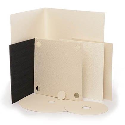 Carlson Filter Sheets